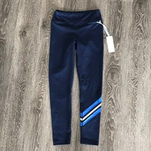 NWT southern tide nautical navy leggings